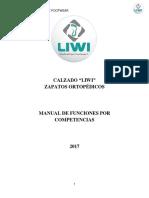 Manual de Funciones LIWI