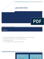 Year 10 Jazz and Rock - Lesson 3, The British Invasion