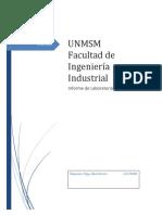Trabajo de Estadistica Industrial