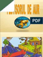 POVESTEA PESTISORULUI DE AUR.ppt