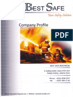 company profile best safe indonesia