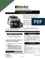 Polaris Slingshot Center Fuel Rail