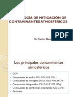 Tecnologías de Mitigación de Cont. Atmosf.