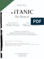 Titanic - Script