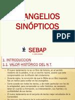 EVANGELIOS SINOPTICOS SEBAP PPT   2-4-2013.pptx