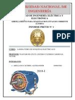 Informe Previo 1 Maquinas Electricas 2