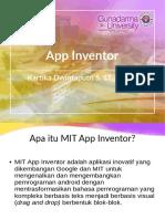 Pengenalan App Inventor