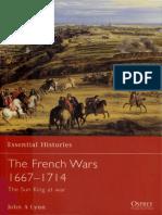 (Essential histories 34) John Lynn-The French wars 1667-1714_ the Sun King at war-Osprey (2002).pdf