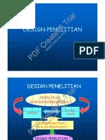 24444 Design Penelitian 4 Edit