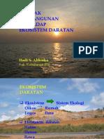 6. Dampak Pembangunan Terhadap Ekosistem Daratan.ppt