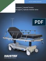 Hausted Horizon Stretcher - Models 462 Series M2102EN 0411