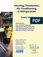 HVACR Series Study Guide