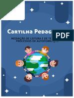 Cartilha Pedagógica - Mediação de Leitura e de Textos - Equipe Da Escola Patronato Alfredo Fernandes - Supervisora Elieth
