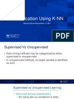 08 Classification Using K NN