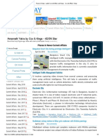 Places in News _ Latest Current Affairs and News - Current Affairs Today