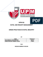 Green Hotel Practices Report.docx