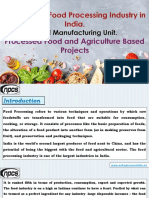 How to Start Food Processing Industry in India.