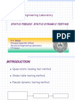 Static and Dynamic Tests_Dr K.K. Bajpei