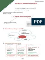 02-Exploration Des Déficits Immunitaires Primitifs