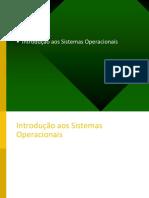 Sistemas Operacionais - Slides da Disciplina em 2018-01