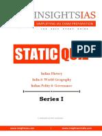 Static detailed quiz