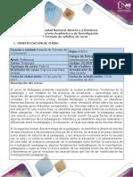 Syllabus Del Curso Pedagogia (Nuevo Curriculo Resol. 5218)
