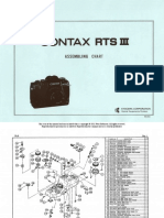Contax RTSIII Assembly Drawings
