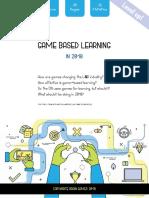 2018 Game Report