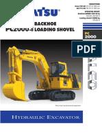 PC2000-8 Spec Sheet