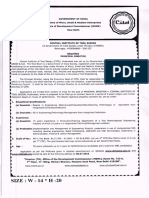 Citd Advt Application