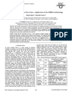 7. Improving Setup Time in a Press Line – Application of the SMED Methodology