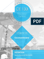 Geo Membranes