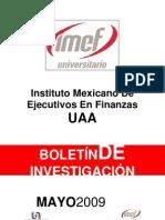 Aguascalientes - Mayo 2009
