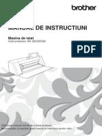 Manual de Instructiuni Cm 900
