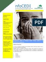 Infocedi 70 Crianca Como Vitima Indireta Da Violencia Domestica