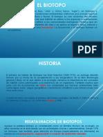 3° Clase Medio Amb y Desarr Sost EL BIOTOPO, Clima, Factores