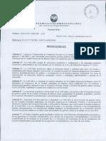 UniCABA - Proyecto de Norma Expediente 3182 2017.