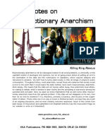 Some Notes on Insurrectionary Anarchism-READ