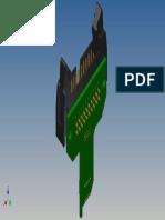 Scheda PROGRAMMER Connettore 90gradi