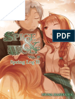 Spice and Wolf Volume 19 - Spring Log