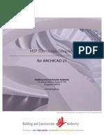 Mep Bim Template User Guide-Archicad21