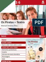 Piratas Teatro PowerPoint (Manuel António Pina)
