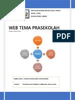 Web Tema Prasekolah 2018