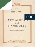 Aprea Tito - L'arte del pedale nel pianoforte, trattato teorico pratico I Volume- DE SANTIS ROMA 1959.pdf