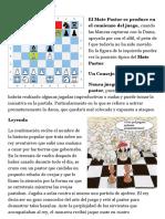Mate Pastor - 123 Ajedrez