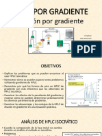HPLC Por Gradiente. GRUPO 4(1)