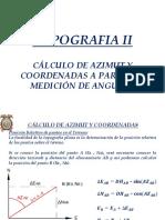 TOPOGRAFIA II UNIDAD 1-2 CÁLCULO DE AZIMUT Y COORDENADAS.pdf