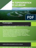 Region Topografica de La Selva