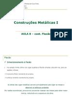 Aula 8-Construcoes Metalicas I