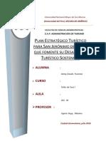 Turismo Sostenible en San Jerónimo de Surco
